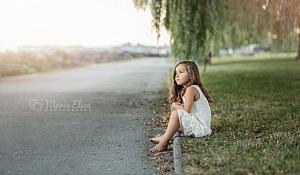 Lara - Séance photo en extérieur à Morges