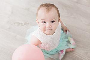 Elyne - Shooting bébé 1 an