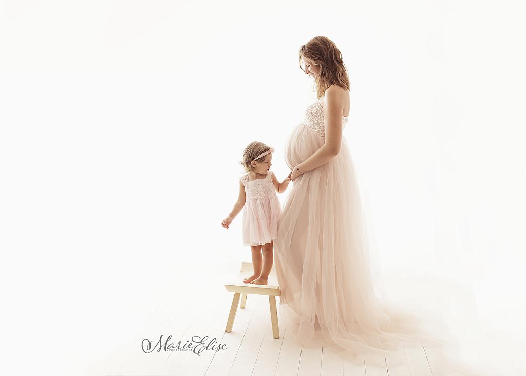 Séance photo maternité Lausanne