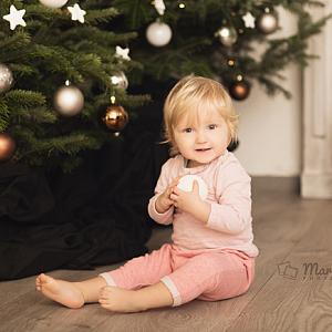 Mini Séance de Noël Lausanne Morges Vevey