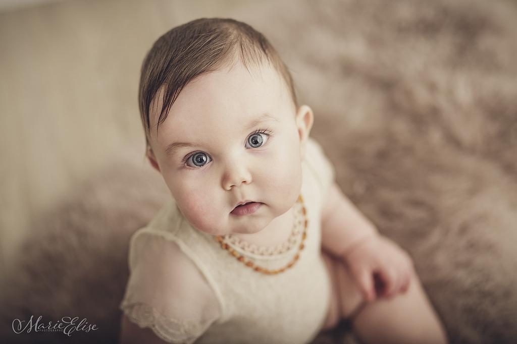 Portrait bébé Morges