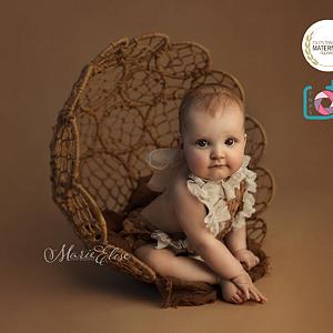 Photo gagnante concours photo catégorie Bébé