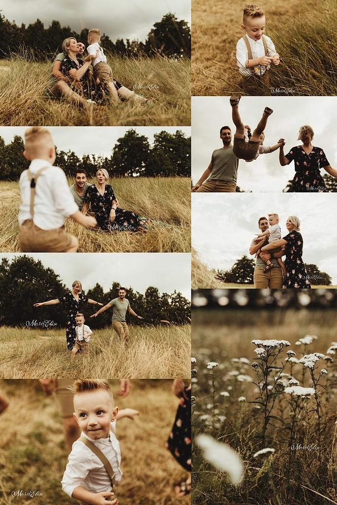 Photographe Famille Extérieur Lausanne