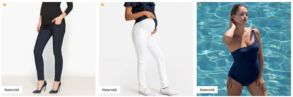Boutique de vêtements pour femmes enceintes à Lausanne