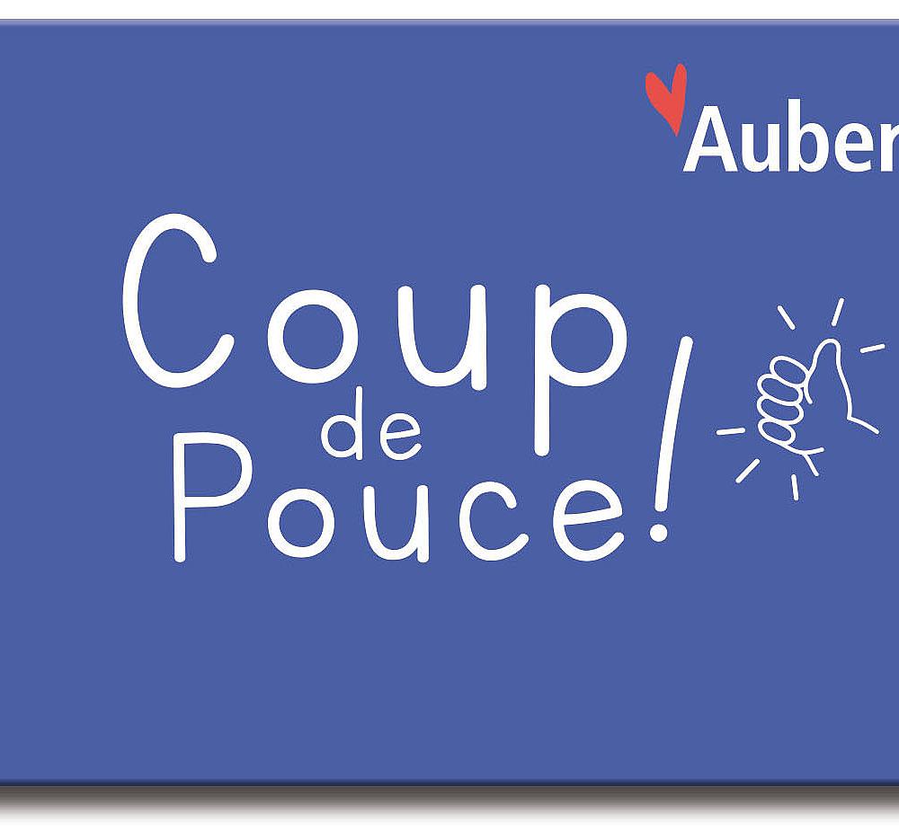 Carte Coup de Pouce Aubert Suisse