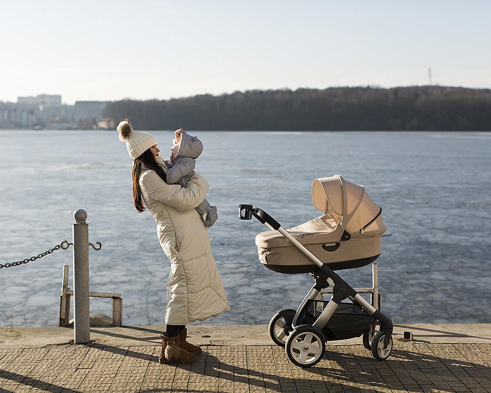 Magasin pour bébés à Lausanne