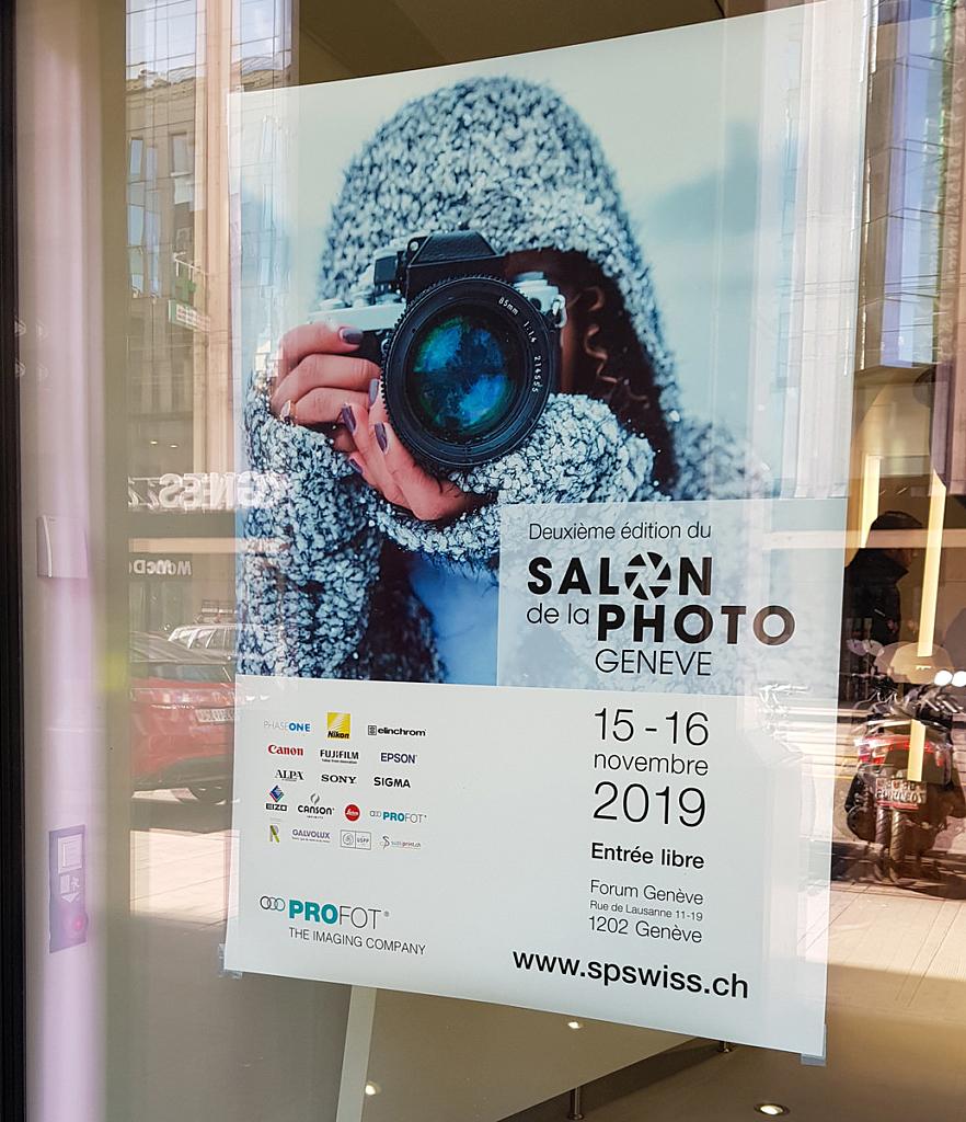 Salon de la photo - Genève - Suisse