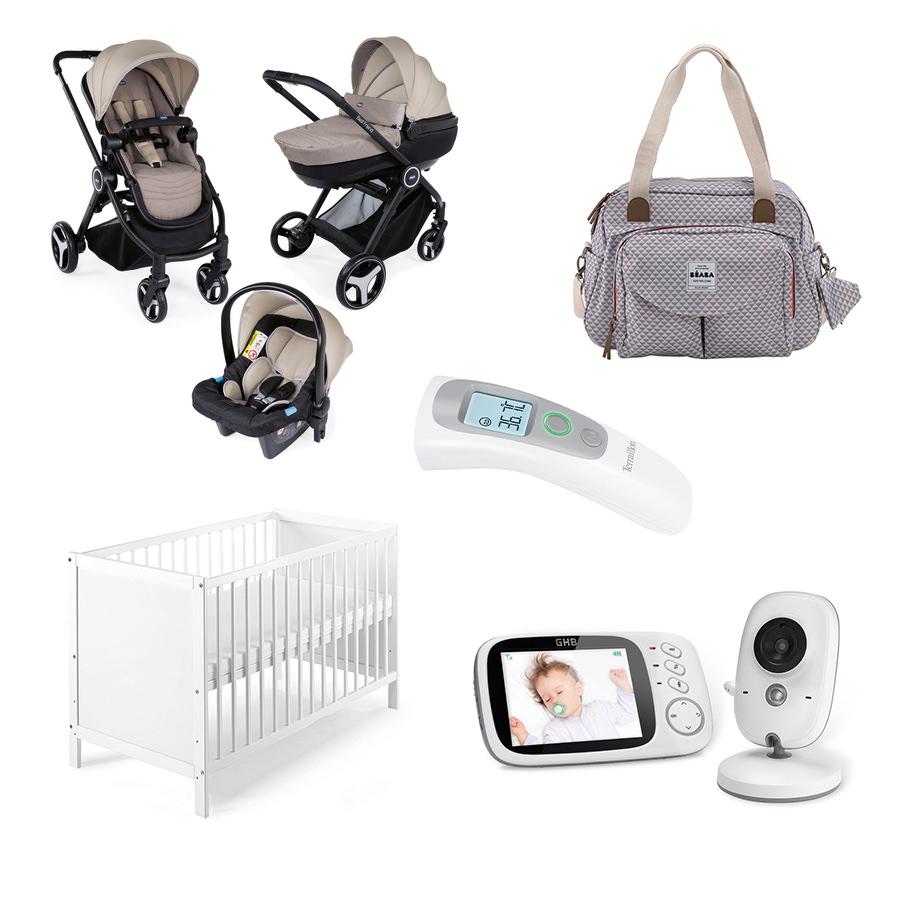 Guide d'achat pour la naissance de bébé