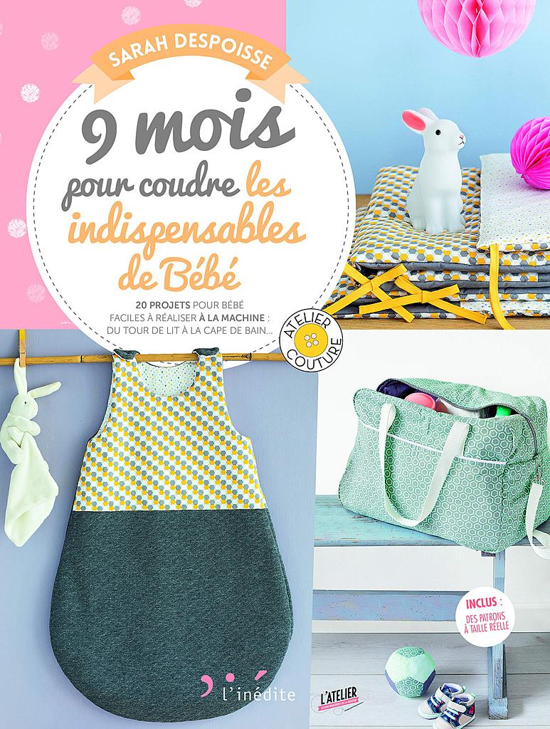 Livre de couture pour bébé