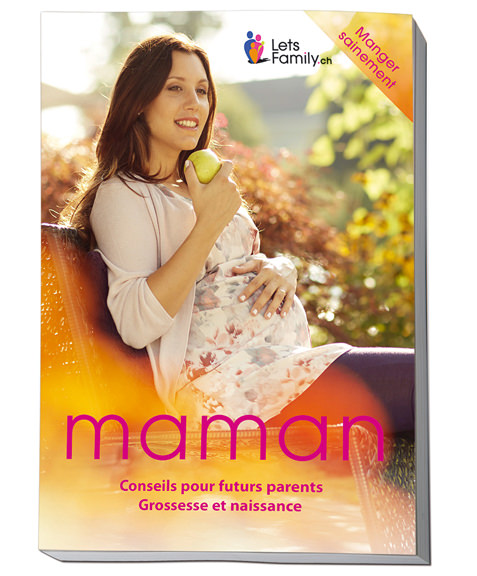 Livre de conseils pour les futures mamans