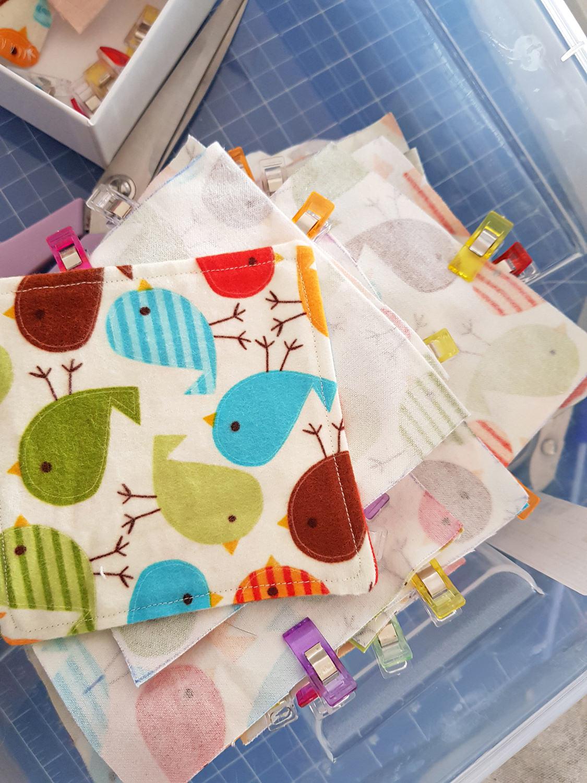 Projets de couture pour bébé