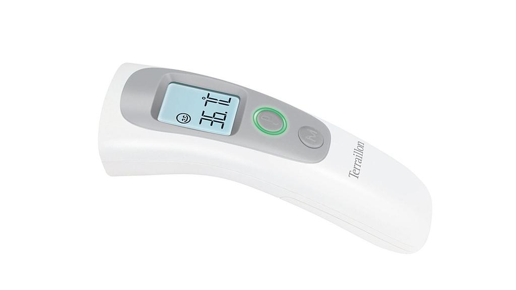 Quel thermomètre choisir pour un bébé