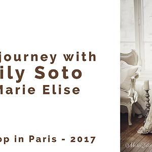 Workshop Emily Soto - Paris 2017