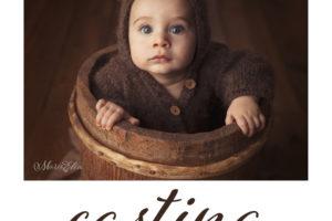 Casting : votre bébé a entre 6 et 10 mois